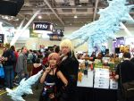 PAX East 2014: Lumina And Snow (Fangirl Story o.o) by CrystalMoonlight1