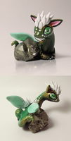St. Patrick's Dragon by KingMelissa