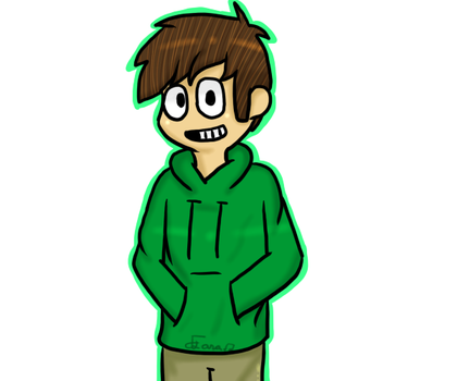 Edd [Eddsworld] by Dashicolors