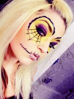 Sugar Skull by MakeupbyRMF