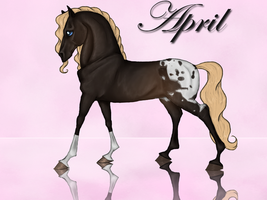 #265 Little April Showers by emmy1320