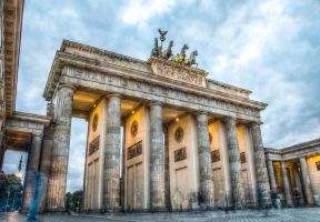 Brandenburger Tor by Meduana