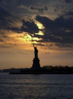 Statue of Liberty by Dominick-AR