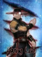 kung lao work by NefariousFusion