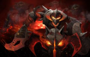 dota2 Chaos Knight by biggreenpepper