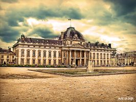 Ecole militaire by Maesta-Dara