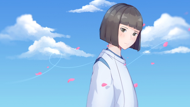 Haku by senapon