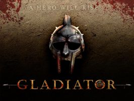 Gladiator Wallpaper by Cashong