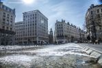 Place Des Cordeliers Lyon by Aneede