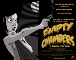 Empty Chambers poster by mostlymade