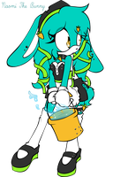 Naomi The Bunny by Wuhv