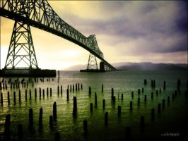 Washington Bridge by Squishy-1