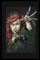 Poison Ivy by MathiasTemplar