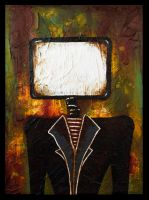 Gary The Television Man by Foxhawk95