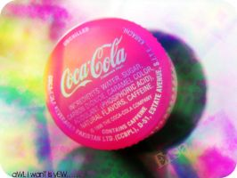 Coco Cola by lazzyangel7