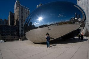 Fella and Geeky-Rebel Chicago by ewm