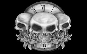 time (black) by gismo84