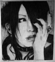 Rhythm Guitar: Aoi [the GazettE] by MisakiYamashiro
