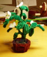 Pipecleaner plant by teblad