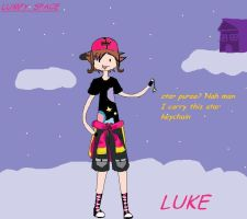 Luke Laylee by DaisyLovin