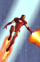 Iron Man III by francis001