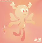 Palette Challenge #18 of 18 - Penny Fitzgerald by YouHaveAShortMemory