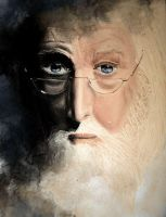 Dumbledore by Blacleria