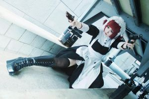 Black Butler - Maylene Cosplay #3 by HooYaCos