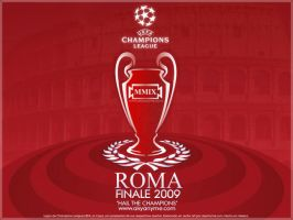 UEFA Champions League 2009 by akyanyme