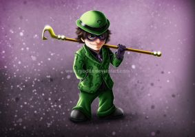 Little Riddler by ryodita