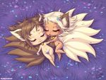 Kitsune love by sissy20021