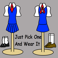 Pick one and wear It by toamac