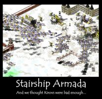 Stairship Armada by ChapterAquila92
