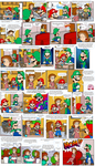 Meet zah Marios page 23 by Nintendrawer