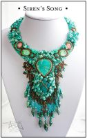 Necklace: Siren's Song by annafjellborg