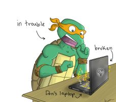 Ah shell... by burt1712