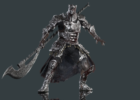 Iudex Gundyr by Yare-Yare-Dong