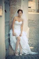 me, the bride by footgoddesK