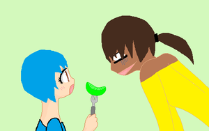 Sonya Is Forced To Eat Limes by Metylover2143