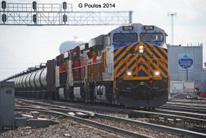BNSF Oil Train 0236 5-10-14 by eyepilot13