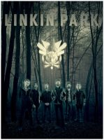 Linkin Park Poster by DesignsByTopher