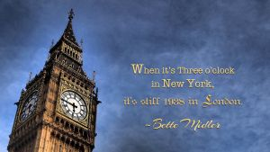 Bette Midler Quote by RSeer