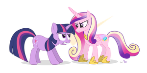 Twilight vs. Cadence by dm29