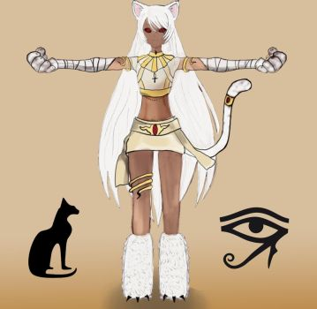 Bastet by MTrigg