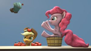 That ain't no apple! by AlexanderConhanger
