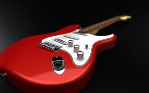 Stratocaster DoF by zpaolo