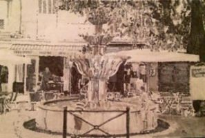 Grasse Fountain by annabanana2696