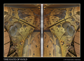 The Gate Of Gold by fraterchaos
