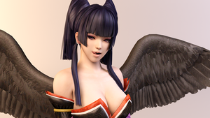 That NyoTengu Tease by dnxpunk