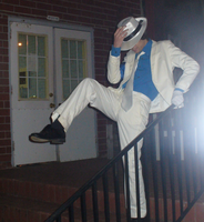 Smooth Criminal Cosplay Pt45 by conkeronine